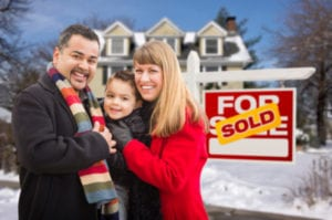 They Say Real Estate Slows Down During the Wintertime, But it Doesn't Have To…