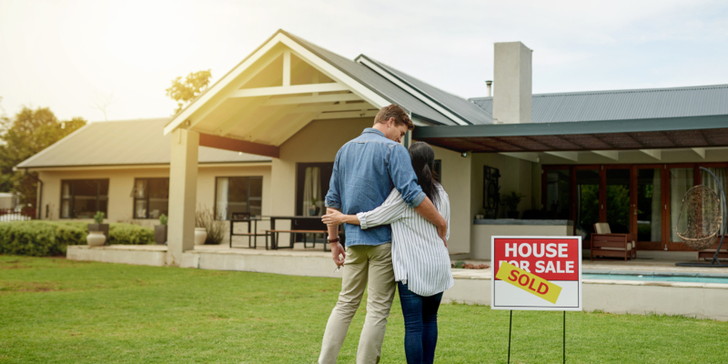 Buying a home can be an exciting time