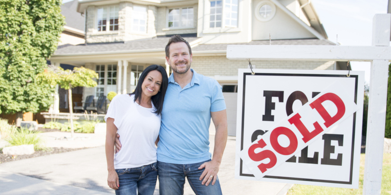 First-time home buyers often find themselves looking at homes